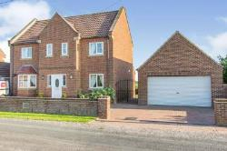 Detached House For Sale  West Butterwick Lincolnshire DN17