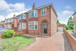 Semi Detached House For Sale  Town Moor, Doncaster South Yorkshire DN2