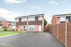 Semi Detached House For Sale  Droitwich Worcestershire WR9