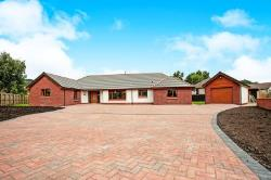 Detached Bungalow For Sale Terregles Dumfries Dumfries and Galloway DG2