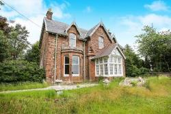 Detached House For Sale Lochmaben Lockerbie Dumfries and Galloway DG11