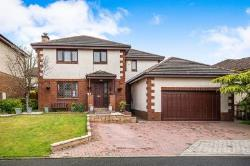 Detached House For Sale Cairneyhill Dunfermline Fife KY12