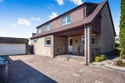 Detached House For Sale Crossford Dunfermline Fife KY12