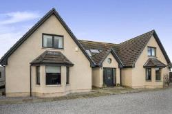 Detached House For Sale Spey Bay Fochabers Moray IV32