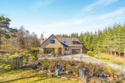 Detached House For Sale Craigellachie Aberlour Moray AB38