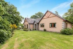 Detached House For Sale Glenrinnes Dufftown Moray AB55