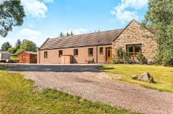 Detached Bungalow For Sale  Aberlour Moray AB38