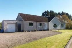 Detached Bungalow For Sale Garmouth Fochabers Moray IV32