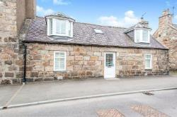 Semi Detached House For Sale  59 High Street Moray AB38