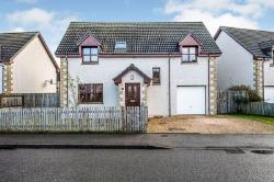 Detached House For Sale  Forres Moray IV36