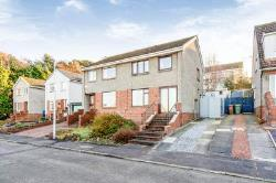 Semi Detached House For Sale  Brightons Falkirk FK2