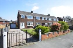Semi Detached House For Sale Kearsley Bolton Greater Manchester BL4