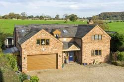 Detached House For Sale Alvanley Frodsham Cheshire WA6
