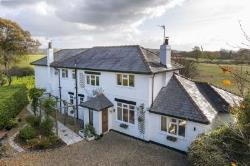 Detached House For Sale Manley Frodsham Cheshire WA6