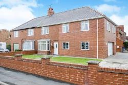 Semi Detached House For Sale Eastrington Goole East Riding of Yorkshire DN14