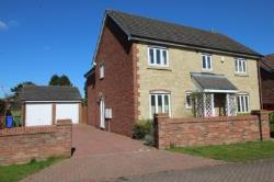 Detached House For Sale Hook Goole East Riding of Yorkshire DN14