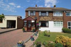 Semi Detached House For Sale Istead Rise Gravesend Kent DA13