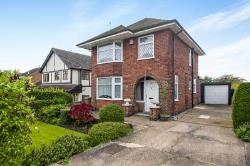 Detached House For Sale West Hallam Ilkeston Derbyshire DE7
