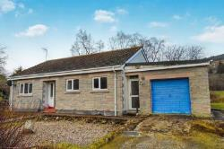 Detached Bungalow To Let Drumnadrochit Inverness Highland IV63