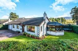 Detached Bungalow For Sale Cromdale Grantown-On-Spey Highland PH26