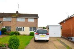 Semi Detached House For Sale  Kettering Northamptonshire NN15