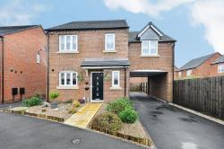 Detached House For Sale  14 Adams Park Way Nottinghamshire NG17