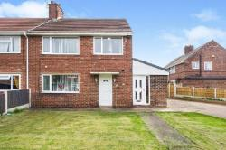 Semi Detached House For Sale  Sutton-in-Ashfield Nottinghamshire NG17