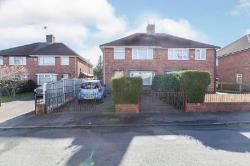 Semi Detached House For Sale  Kirkby In Ashfield Nottinghamshire NG17