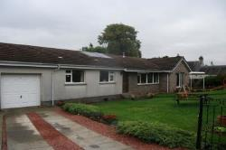 Detached Bungalow To Let Symington Biggar Lanarkshire ML12