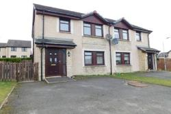 Semi Detached House For Sale Carstairs Lanark Lanarkshire ML11