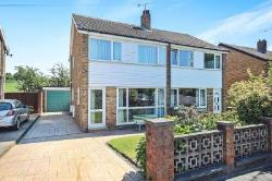 Semi Detached House For Sale Kippax Leeds West Yorkshire LS25