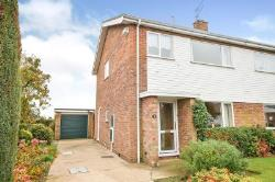 Semi Detached House For Sale  Ruskington Lincolnshire NG34
