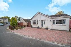 Detached Bungalow For Sale  Mid Calder West Lothian EH53