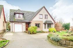 Detached House For Sale East Calder Livingston West Lothian EH53