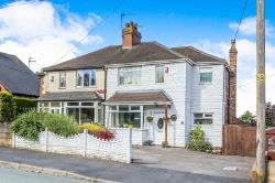 Semi Detached House For Sale Lightwood Stoke-On-Trent Staffordshire ST3