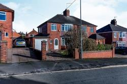Semi Detached House For Sale Weston Coyney Stoke-On-Trent Staffordshire ST3