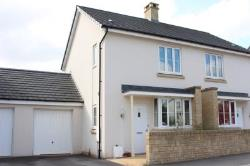 Semi Detached House For Sale Midsomer Norton Radstock Avon BA3