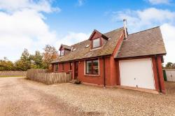 Detached House For Sale  The Woods West Cairnbeg Laurencekirk Aberdeenshire AB30