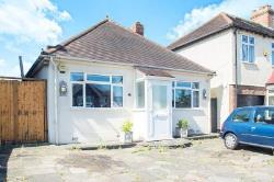 Detached Bungalow For Sale  Worcester Park Surrey KT4