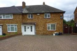 Semi Detached House To Let  Orpington Kent BR6