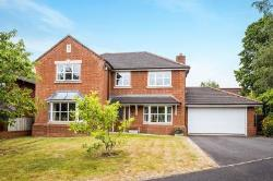 Detached House For Sale Morda Oswestry Shropshire SY10