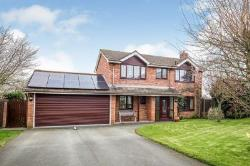 Detached House For Sale Rhewl Gobowen Shropshire SY10