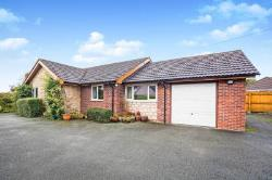 Detached Bungalow For Sale  Morda Shropshire SY10