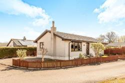Detached Bungalow For Sale Wolfhill Perth Perth and Kinross PH2