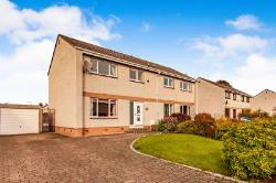 Semi Detached House For Sale Glencarse Perth Perth and Kinross PH2