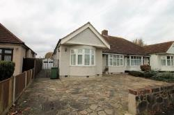 Semi - Detached Bungalow To Let  Upminster Essex RM14