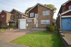 Detached House To Let Cliffe Woods Rochester Kent ME3
