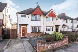 Semi Detached House To Let Whitton Hounslow Middlesex TW3