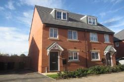 Semi Detached House To Let Shavington Crewe Cheshire CW2