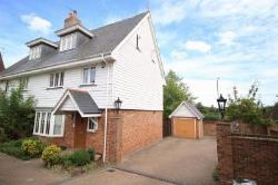 Semi Detached House To Let Sutton At Hone Dartford Kent DA4